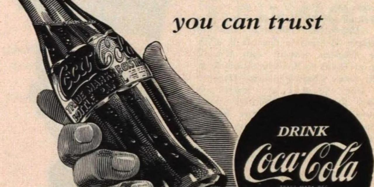 """Coca Cola Adds A New """"Theory"""" On Obesity"""