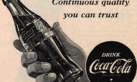 "Coca Cola Adds A New ""Theory"" On Obesity"