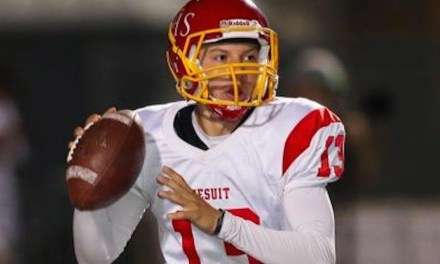 Jesuit Playoff Express Makes Risky Stop in Elk Grove