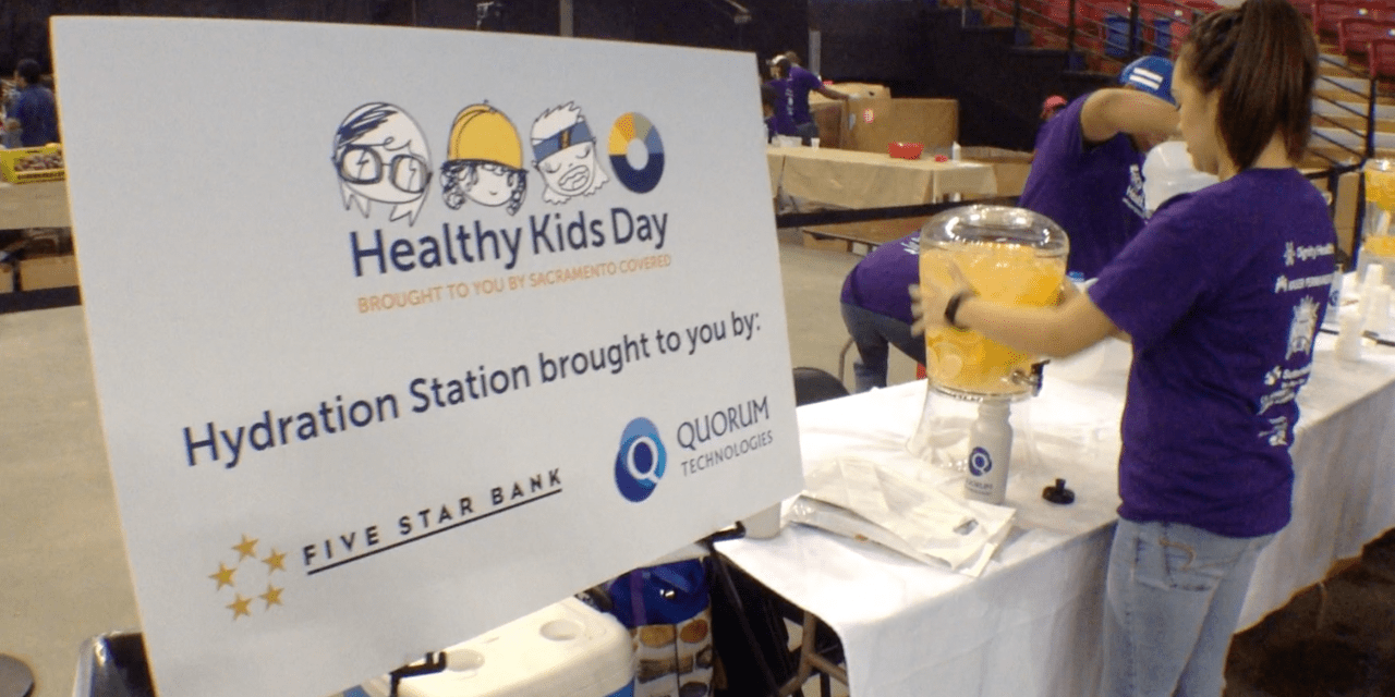 VIDEO: Healthy Kids Day 2015