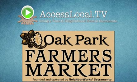 Oak Park Farmers Market; Promoting Healthy Lives
