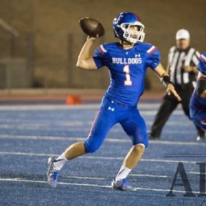Folsom Quarterback Joe Curry [Courtesy: Hudl.com]