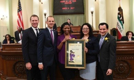 Oak Park-Based Activist Named District 7 Woman of the Year