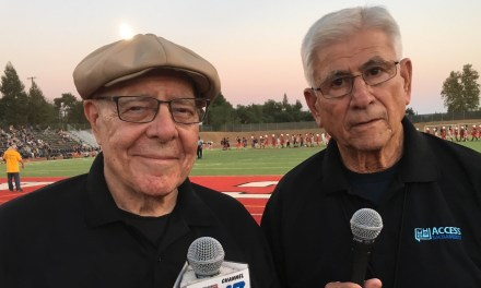 Milestone 20th Year Begins for Access Sacramento's Game of the Week