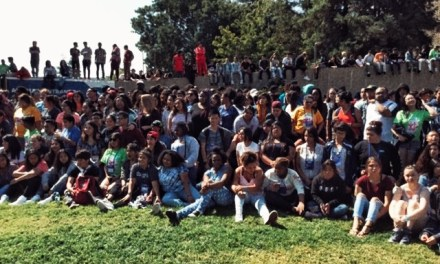 """VIDEO: Youth Gather At UC Davis To """"Free Their Dreams"""""""