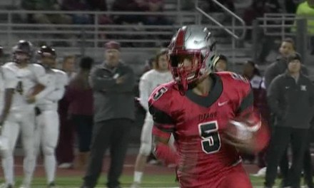 VIDEO: Antelope Defeats Whitney on Game of the Week