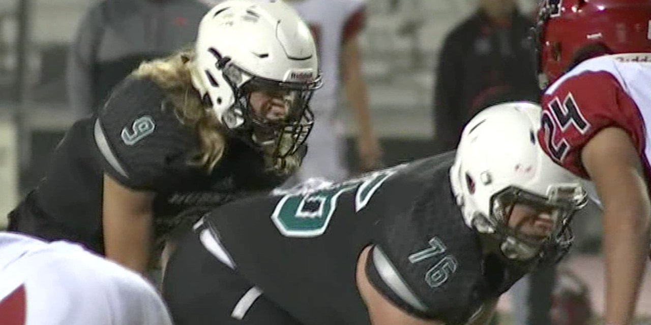 VIDEO: Sheldon Advances in CIF Football Playoffs Topping Modesto