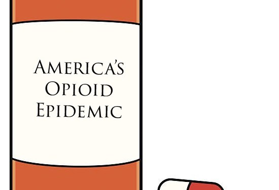 First Major Lawsuit In America's Opioid Epidemic