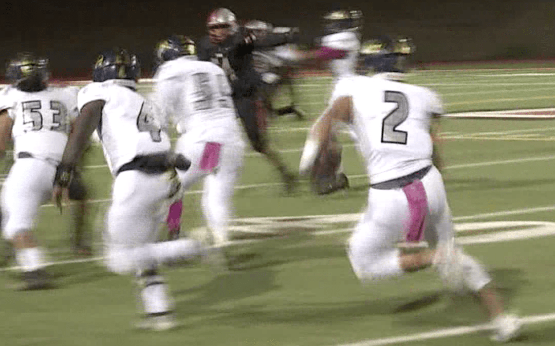 Football Playoff Drama on Game of the Week: Davis vs. Inderkum