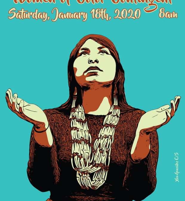 VIDEO: Women Of Color Contingent this Saturday @ the MET