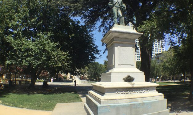 Black Lives Matter Sacramento marches in August