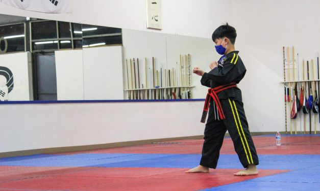 Family-Owned Martial Arts Academy Weathering a Pandemic