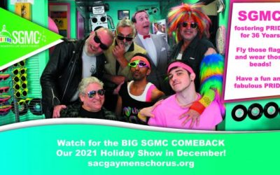 Live WireJune is Pride Month – Guest Don Henkle of SGMC Wednesday, June 2 at 5 pmon Ch. 17