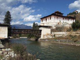Rinpung Dzong Bhutan culture tour
