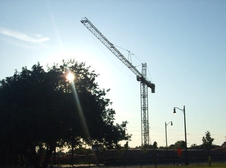 NCCC CRANE TOWER 1