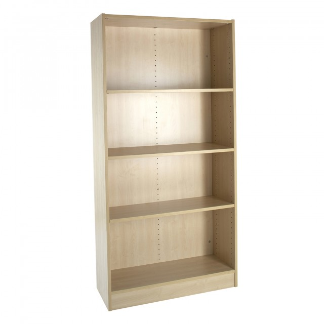 4 Shelf Bookcase Walmart