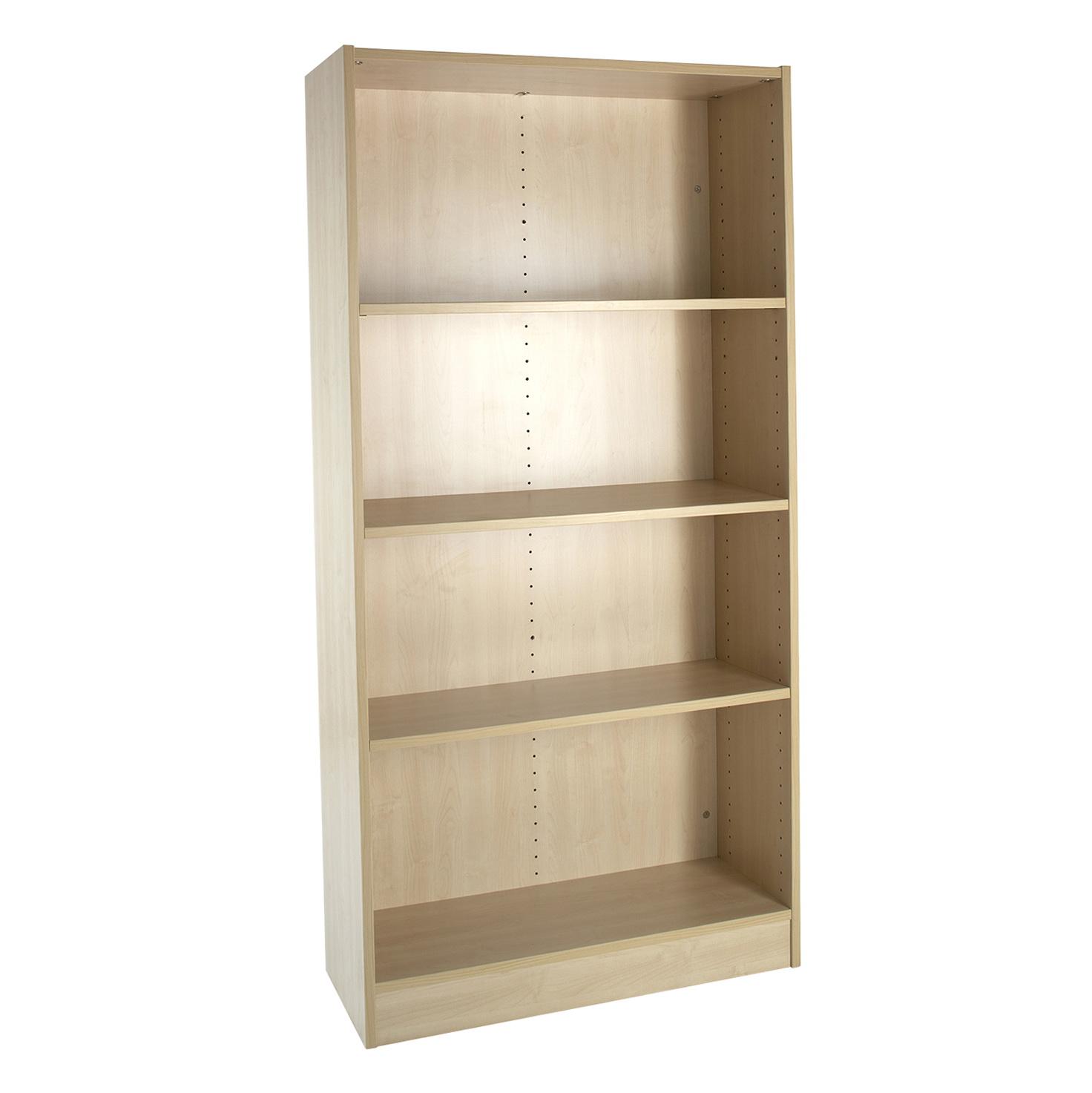4 Shelf Bookcase Walmart