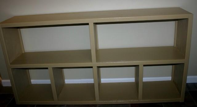 Ana White Book Shelves