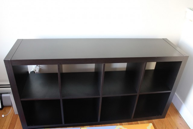 Black Bookshelf Ikea