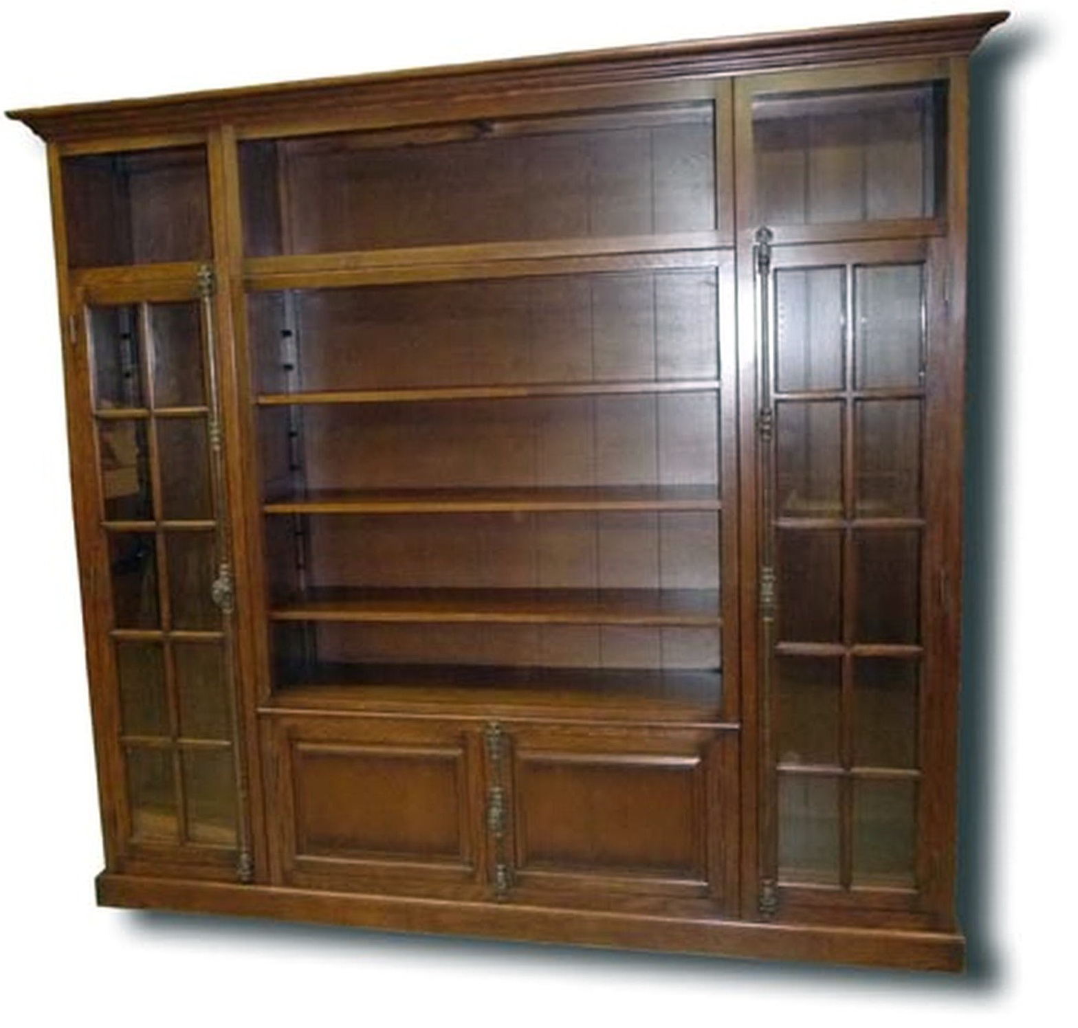 Bookcase With Doors Canada