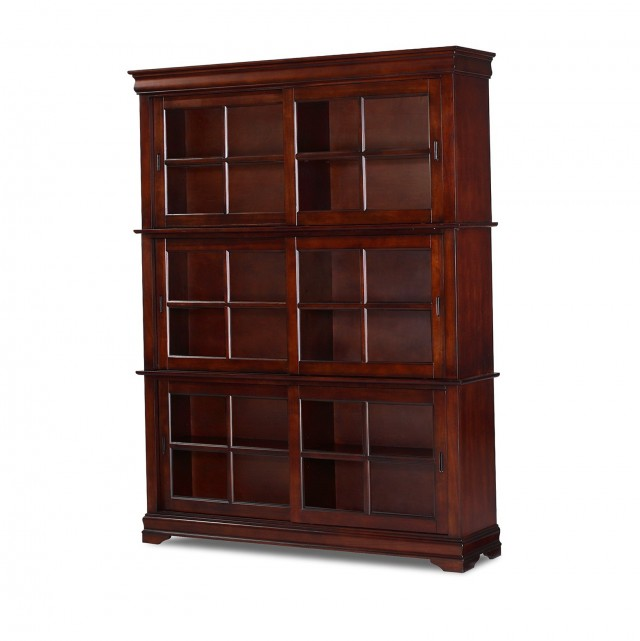 Bookcase With Glass Doors Australia