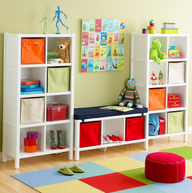Bookshelf For Kids Room
