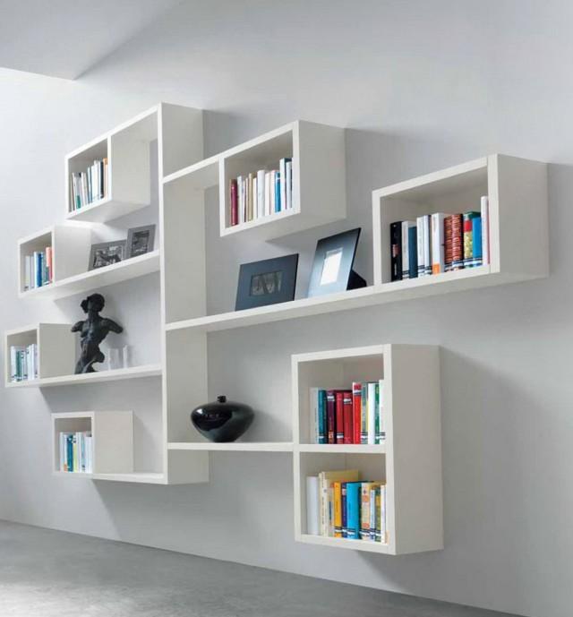 Children's Book Shelves Wall Mounted