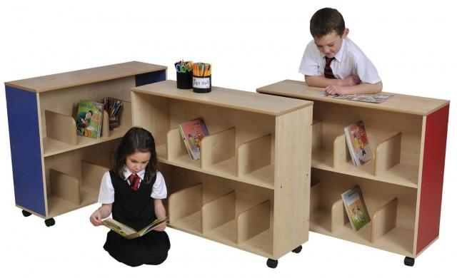 Children's Bookshelves Ideas