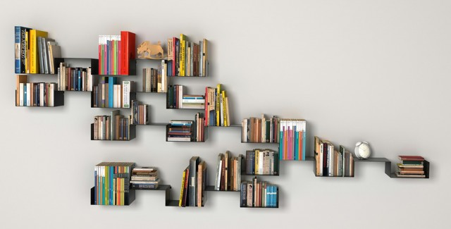 Cool Bookshelf For Kids