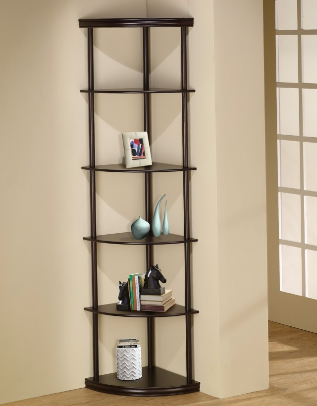 Corner Bookshelves For Sale