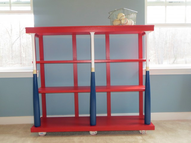 Diy Bookshelves For Kids