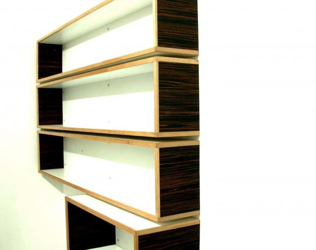 Diy Wall Bookshelf