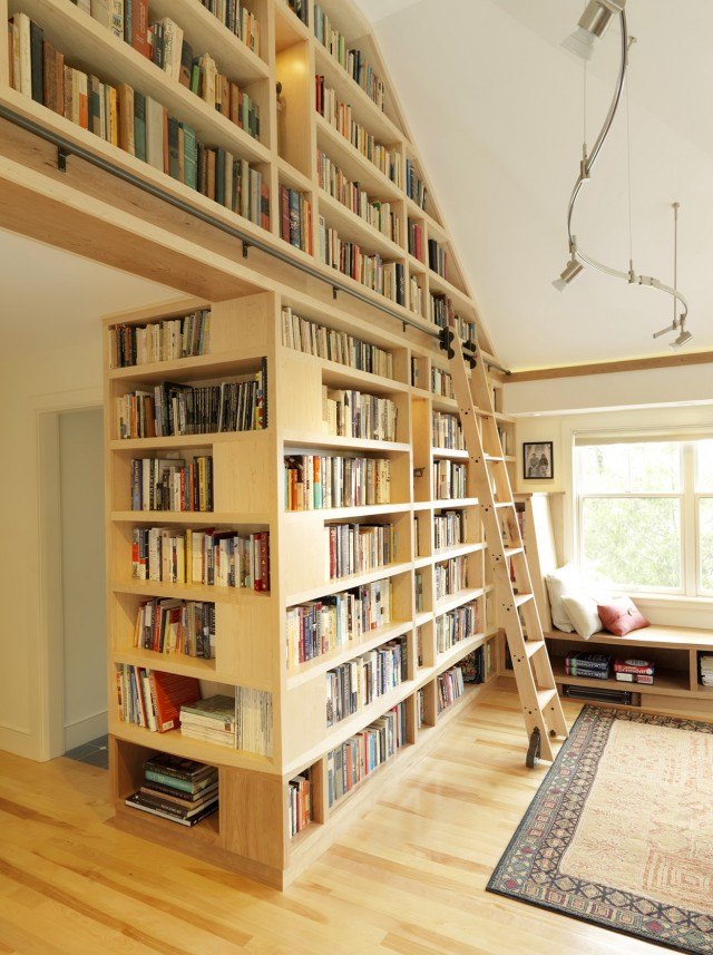 Floor To Ceiling Bookcase Plans