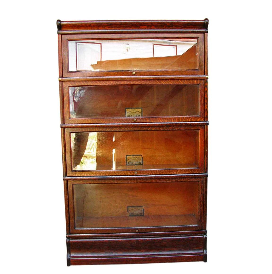 Glass Door Bookcase Plans