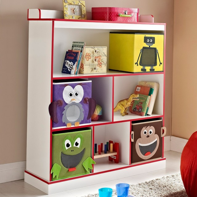 How To Make A Bookshelf For Kids