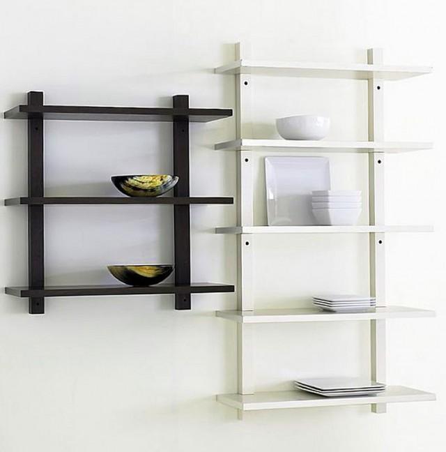 Ikea Bookshelves Wall