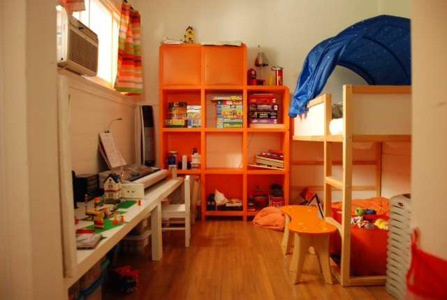 Ikea Kids Book Shelves