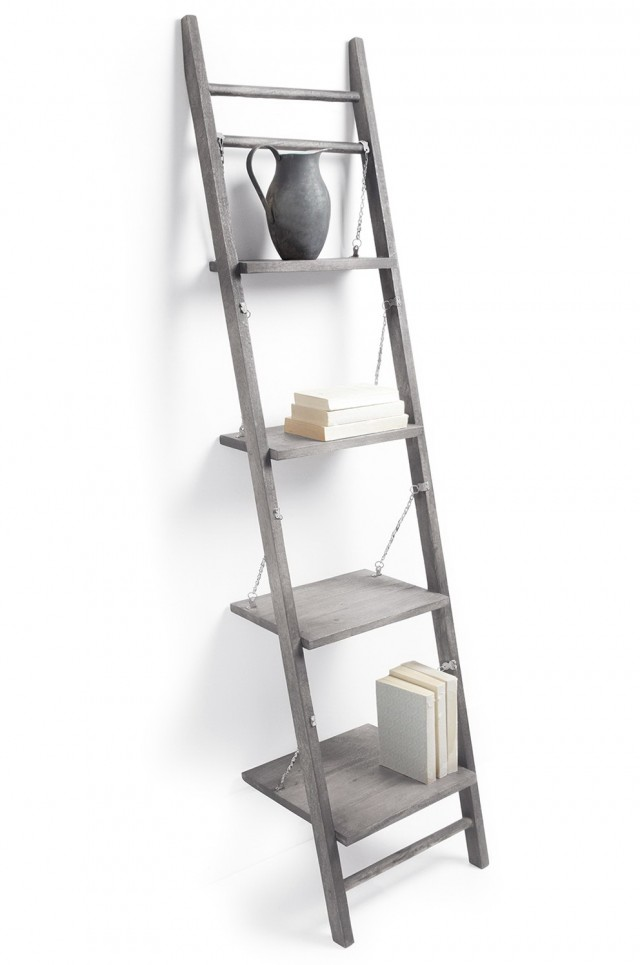 Ladder Shelf Bookcase Uk