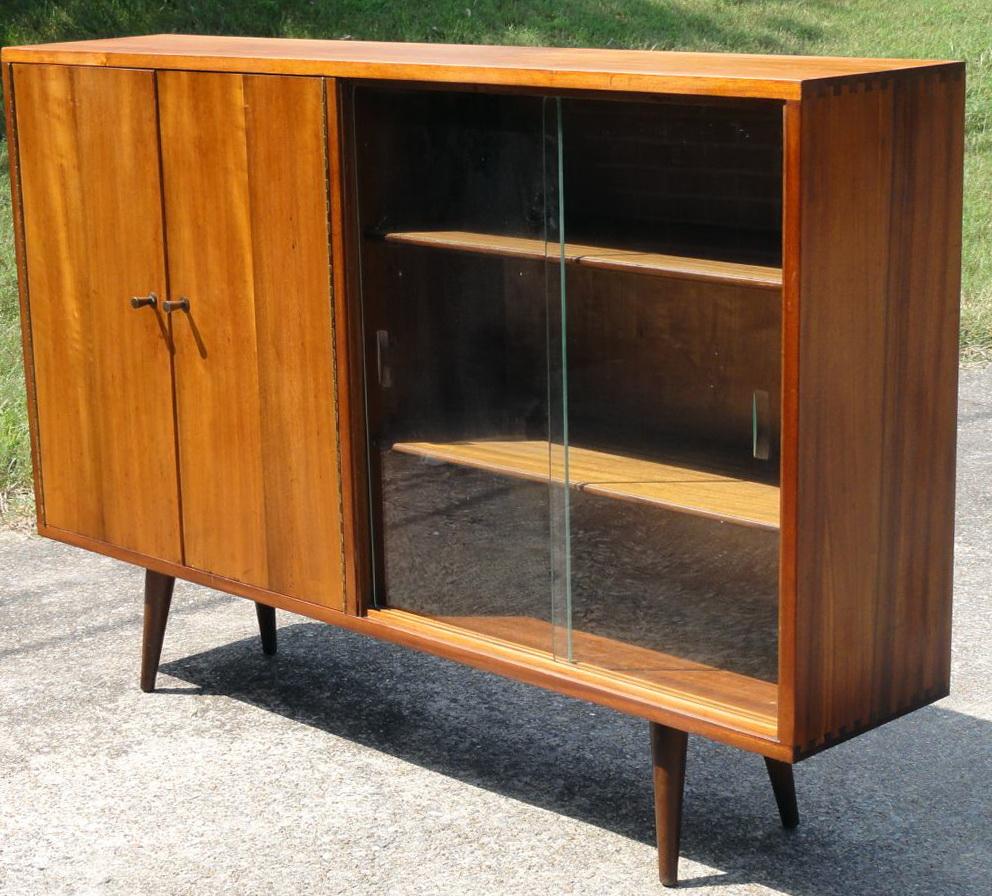 Mid Century Modern Bookcase Ebay