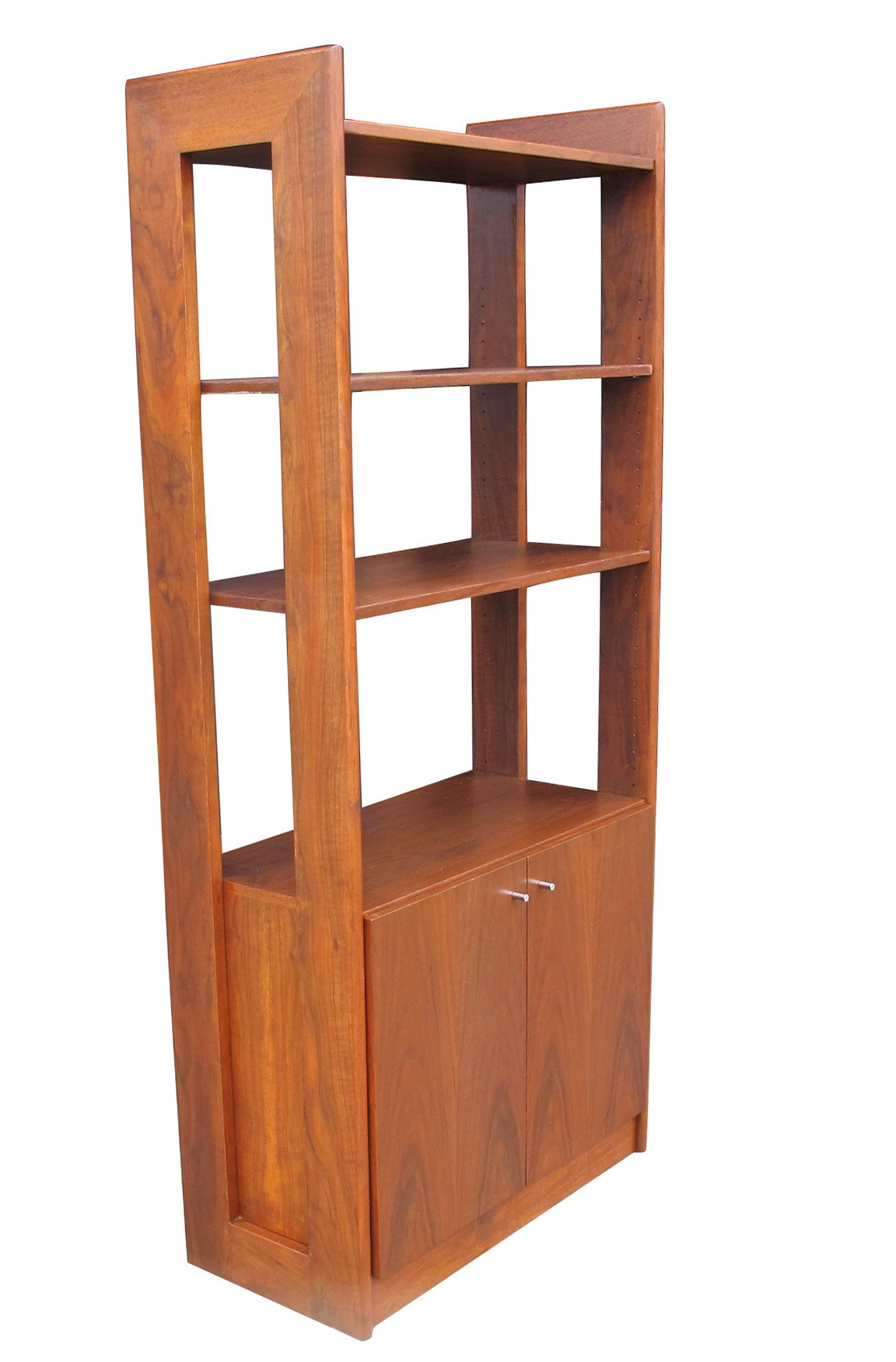 Mid Century Modern Bookcase Target