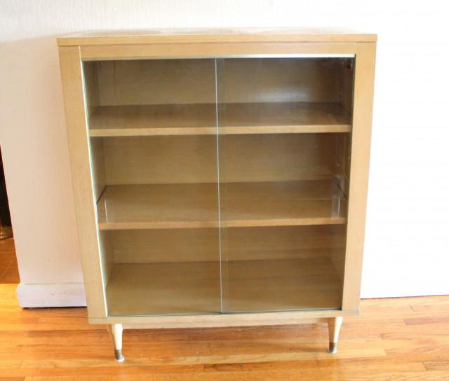 Modern Bookcases With Doors
