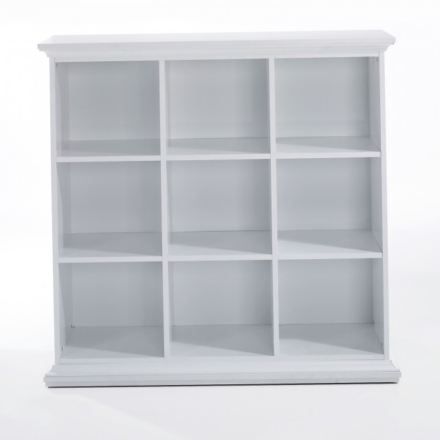 Off White Bookshelf