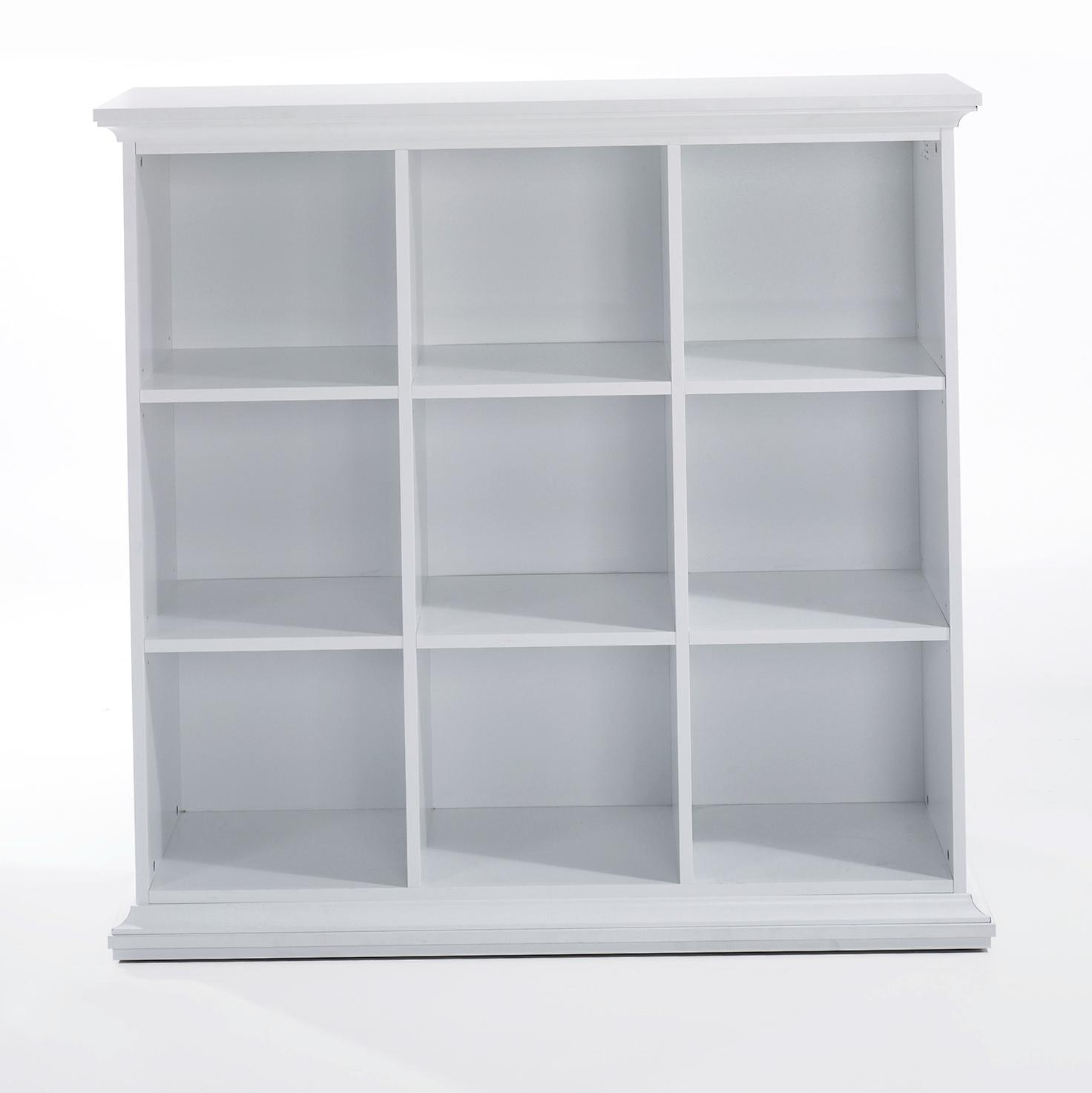 Off White Bookshelf