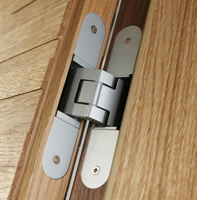 Secret Bookcase Door Hinge
