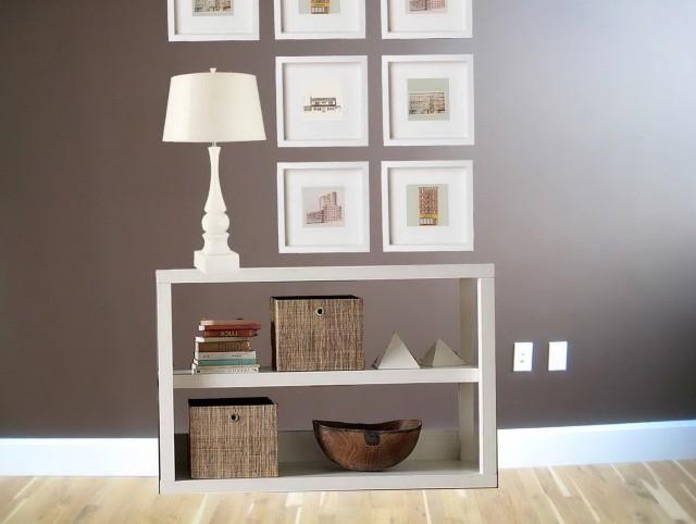Small 2 Shelf Bookcase