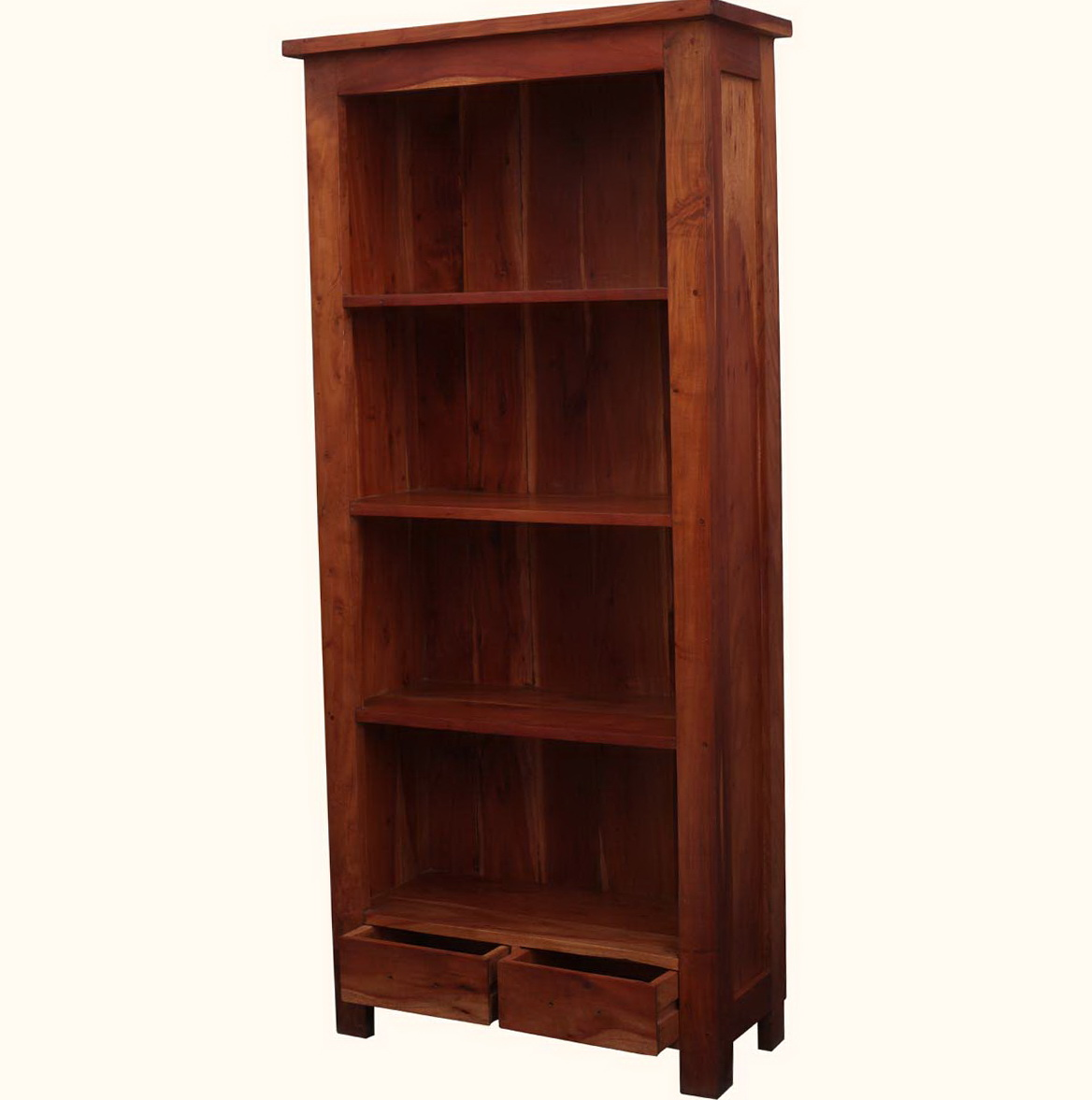Solid Wood Bookcase Sale