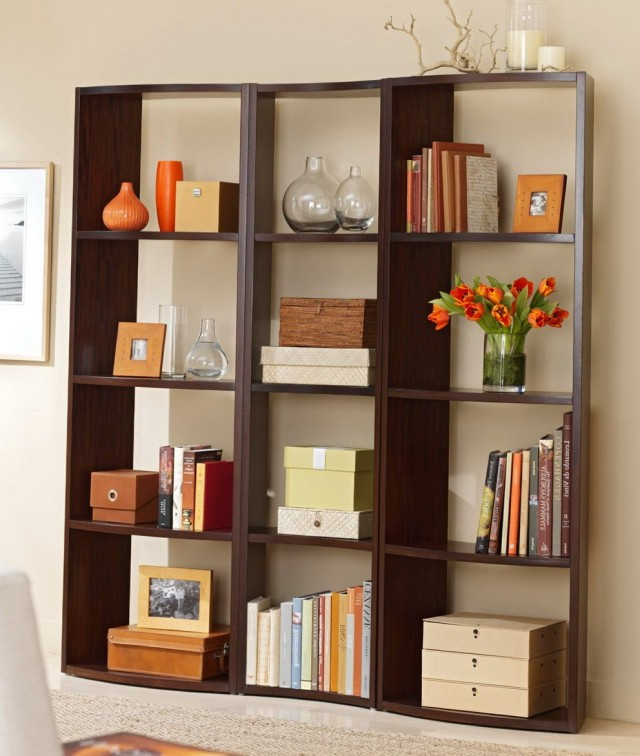 Solid Wood Bookshelf Ikea