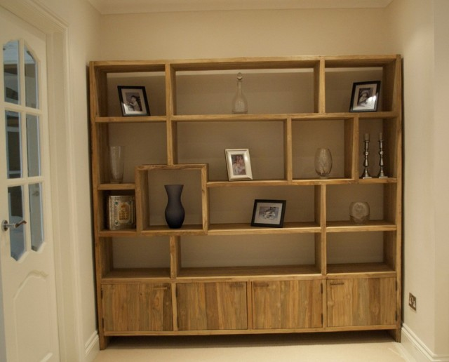 Solid Wood Bookshelves Uk