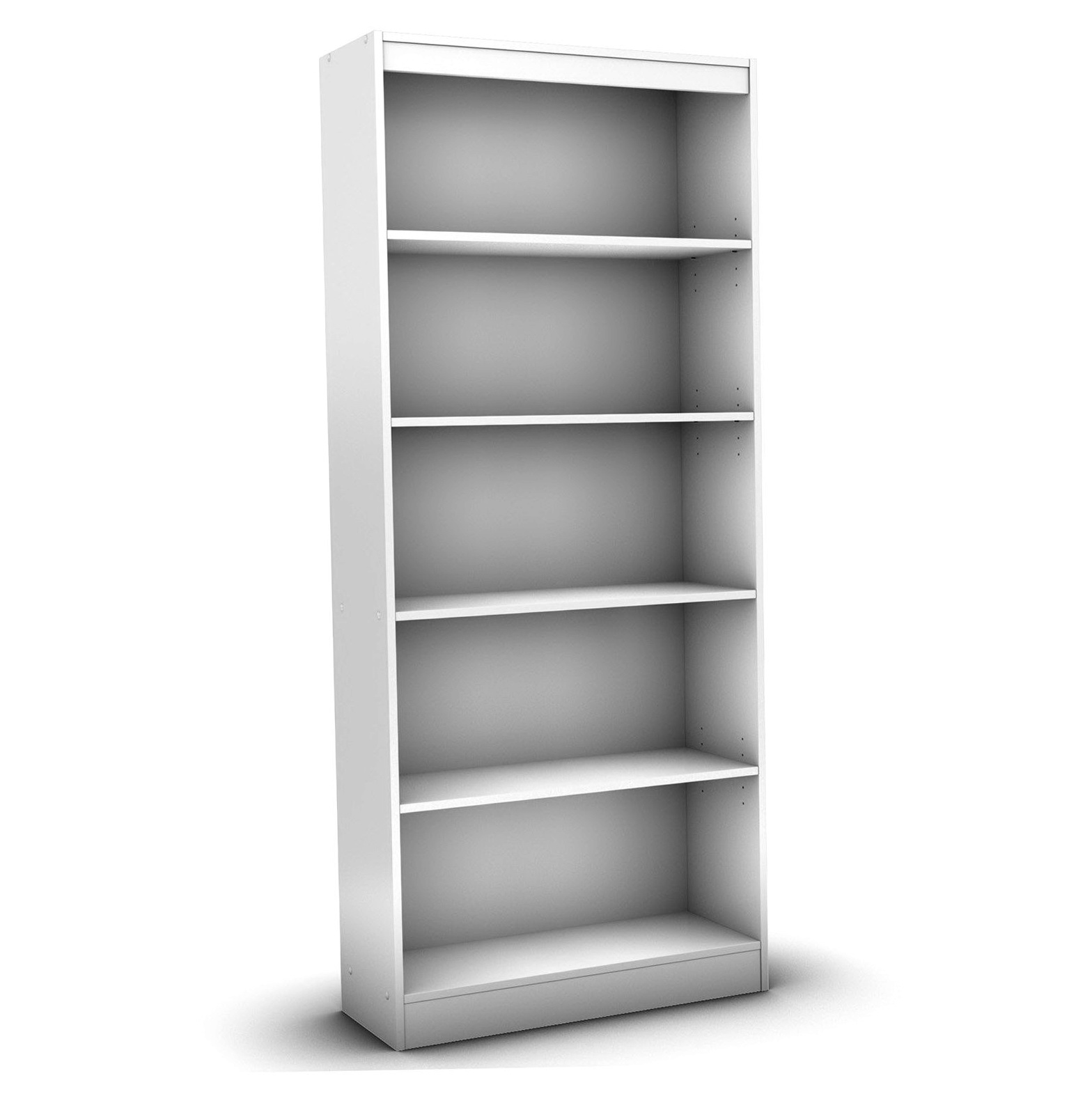 Tall White Bookcases For Sale