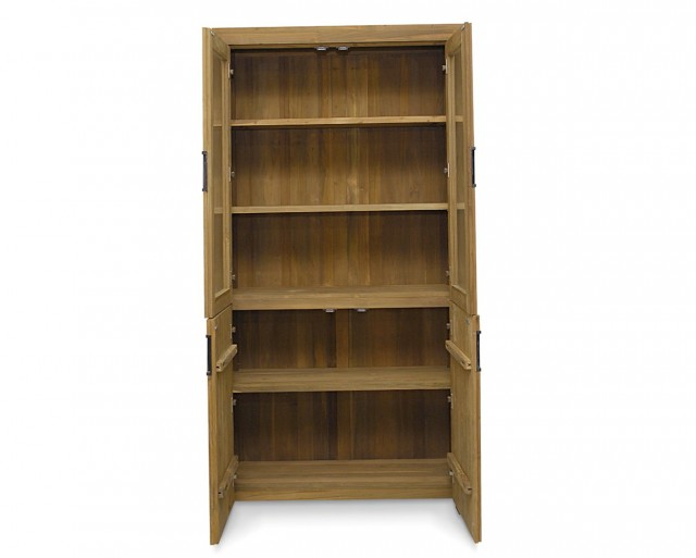 Teak Bookshelves For Sale
